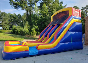 Hang Time Double Wet or Dry Slide