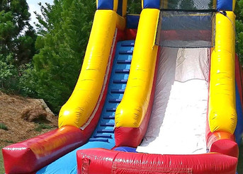 High Time To Party 15ft slide