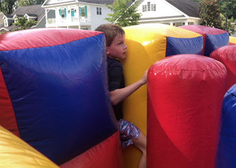High Velocity Obstacle Course