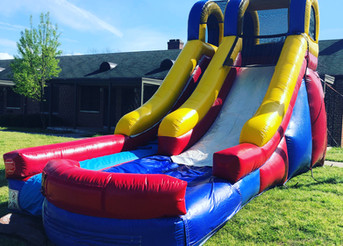 Hight Time To Party 15ft slide
