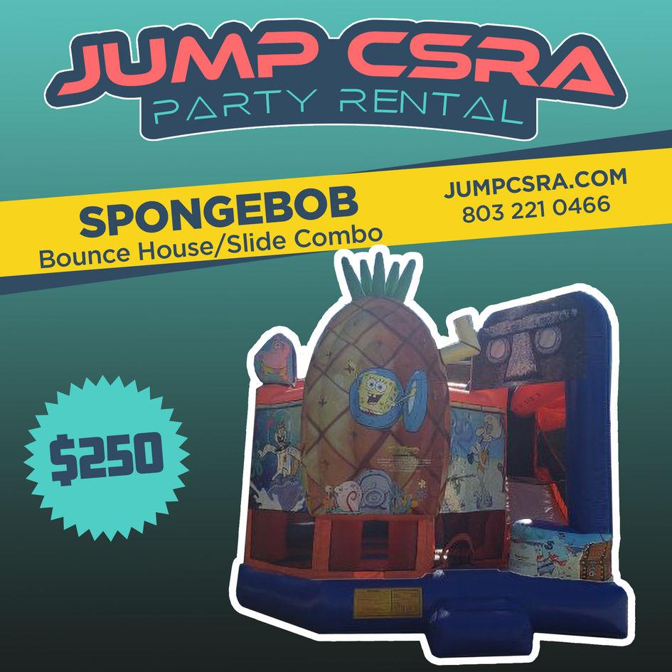 SpongeBob Combo Course