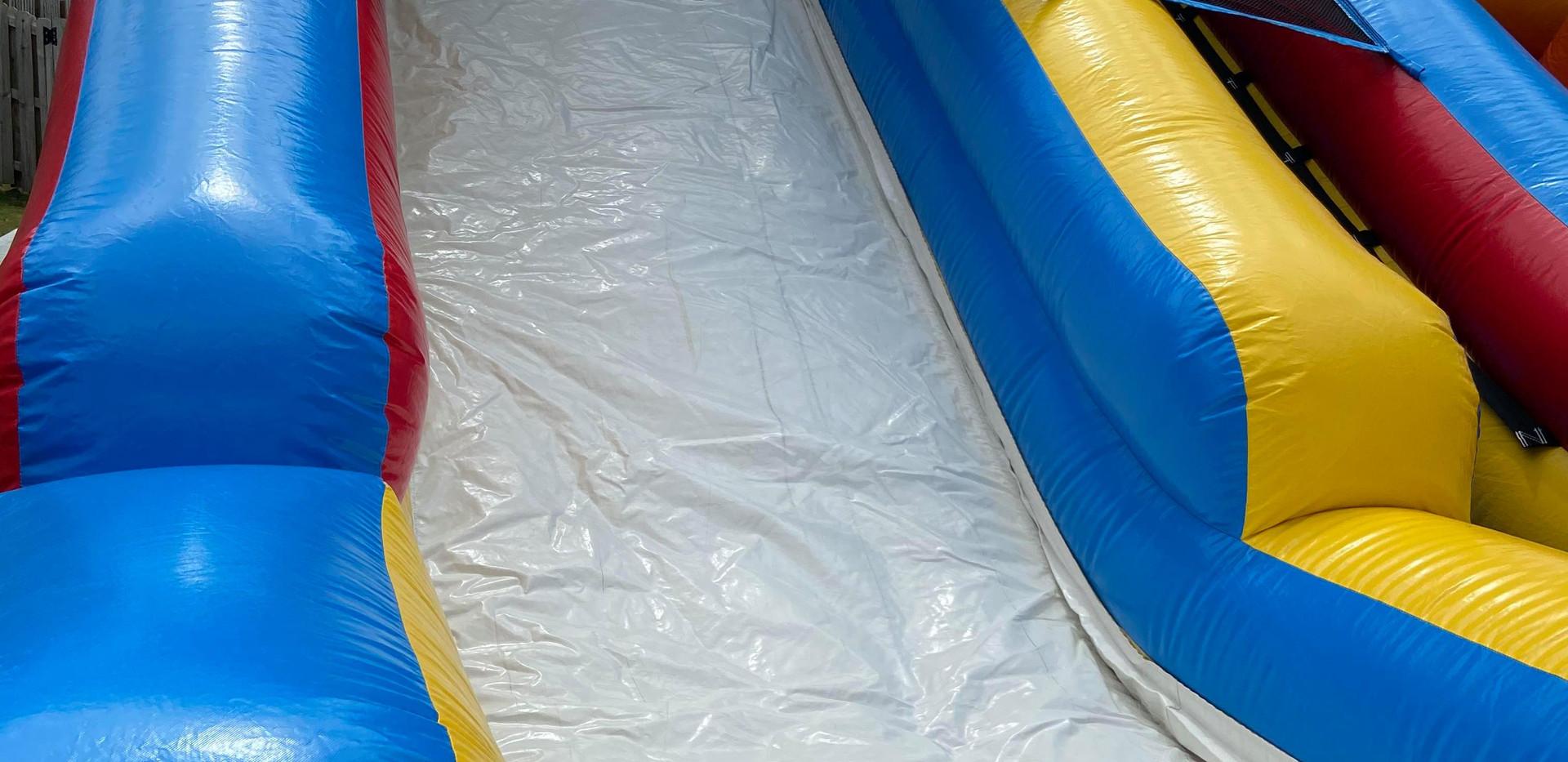 Blue Lagoon Water Slide from Jump CSRA