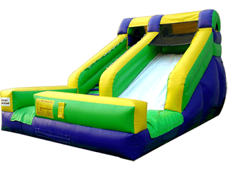 Turbo Splash Water Slide - Jump CSRA