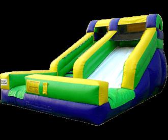 Turbo Splash Water Slide - Jump CSRA
