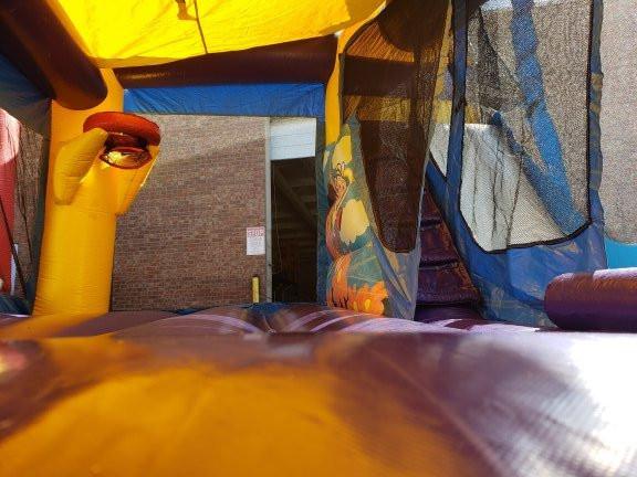 Jump CSRA | Dora the Explorer Bounce House