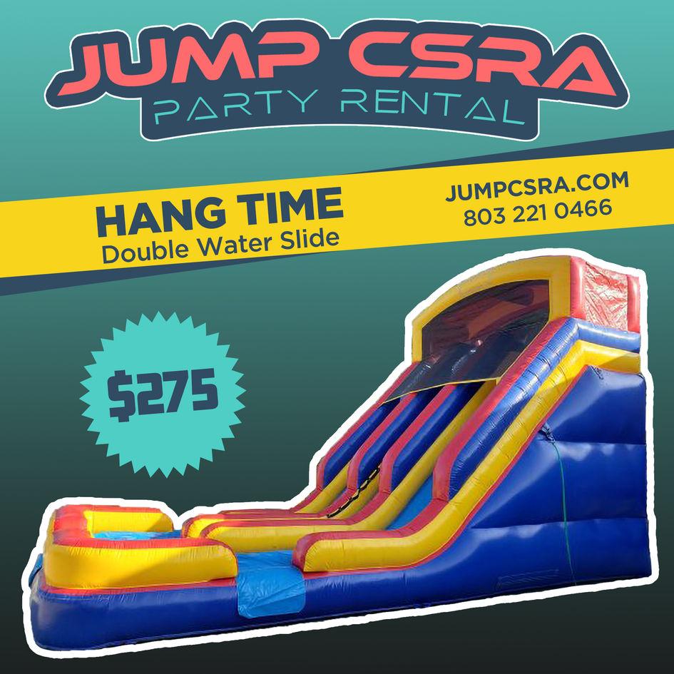 Hang Time Double Slide