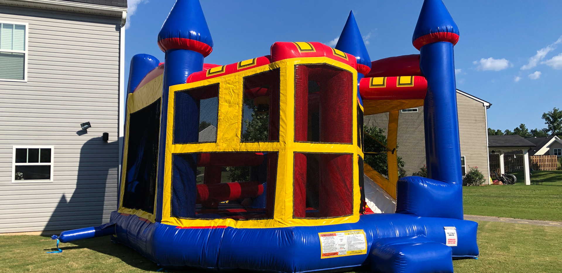 Bounce Castle Inflatable from Jump CSRA