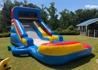 Blue Lagoon Water Slide from Jump CSRA
