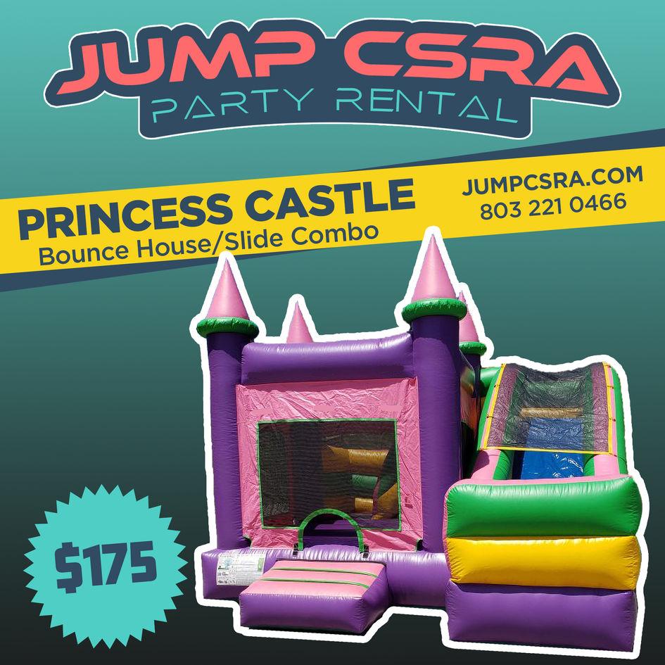 Princess Castle Combo