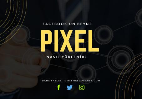 Facebook'un Beyni Pixel'in Adım Adım Kurulumu Nasıl Yapılır? (Google Tag Manager ile)