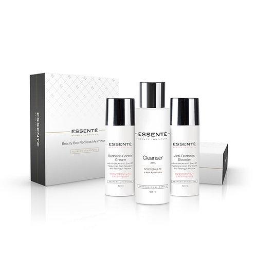 BeautyBox: redukující začervenání pleti