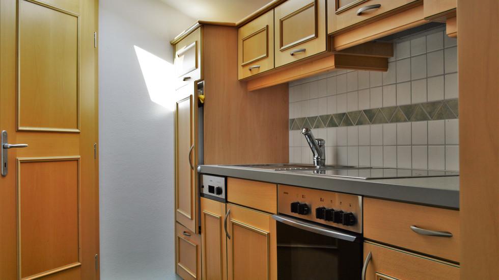 Küche_Zauchenseeblick