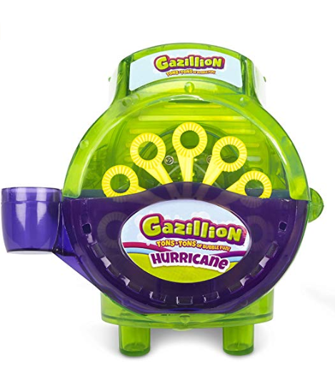 Switch-adapted Bubble Machine