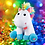 Thumbnail: Switch-adapted Puffy the Unicorn