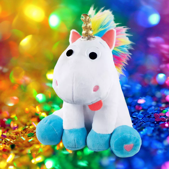 Switch-adapted Puffy the Unicorn