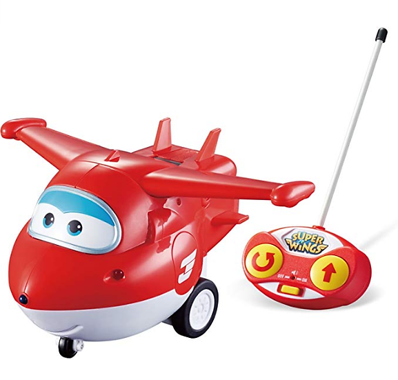 Switch-adapted Remote Control Super Wings Jett