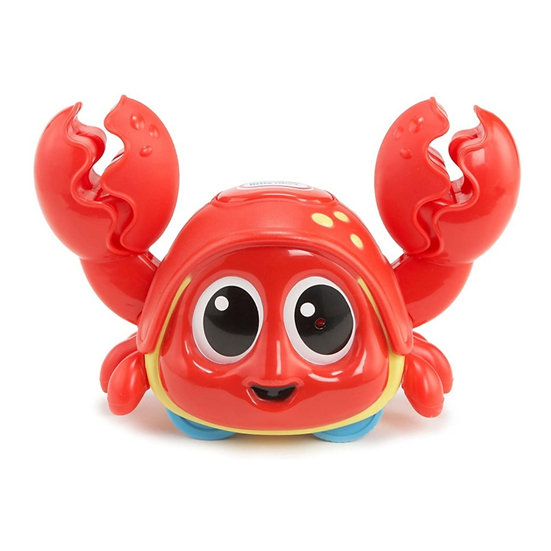 Switch-adapted Lil' Ocean Explorers Crabbie
