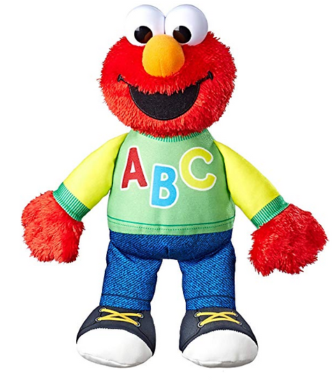 Switch-adapted ABC Elmo
