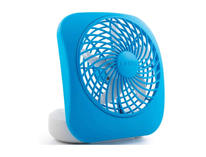Switch-adapted Cool Blue Fan
