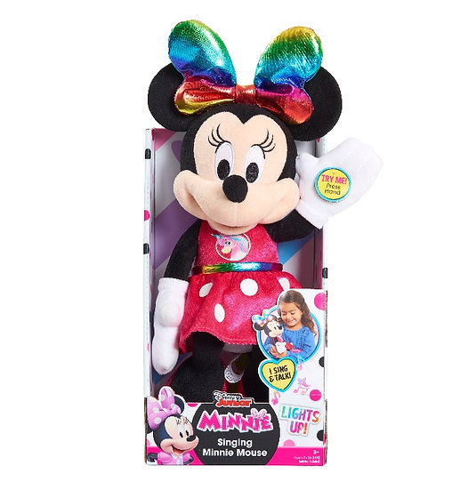 Switch-adapted Minnie Sparkle & Sing