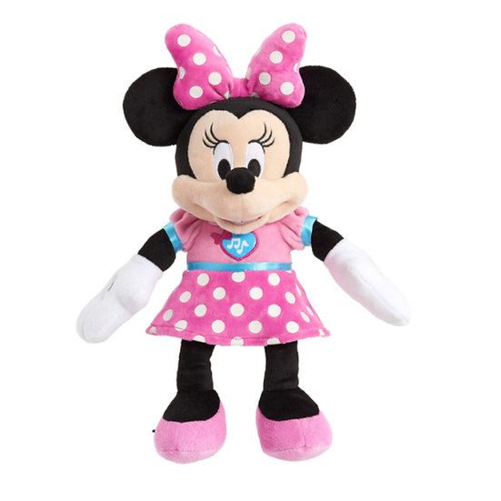 Switch-adapted Singing Minnie