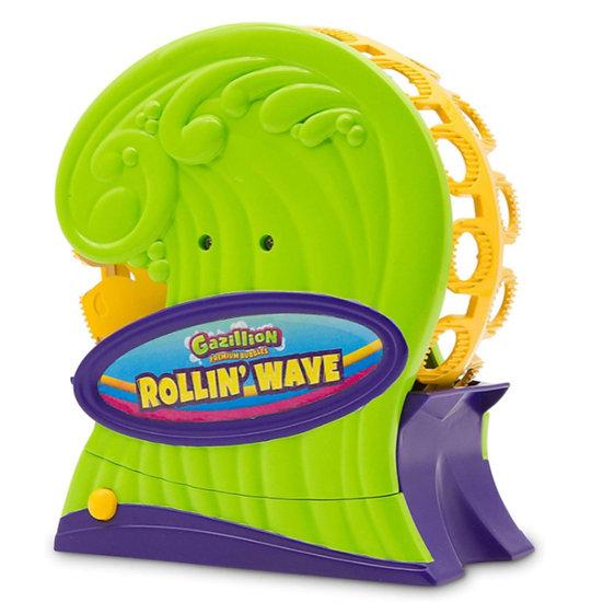Switch-adapted Gazillion Rollin' Waves Bubble Machine
