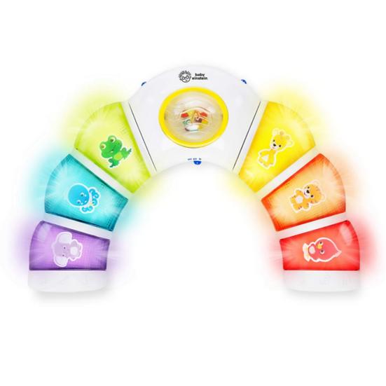 Switch-adapted Baby Einstein Musical Light Bar