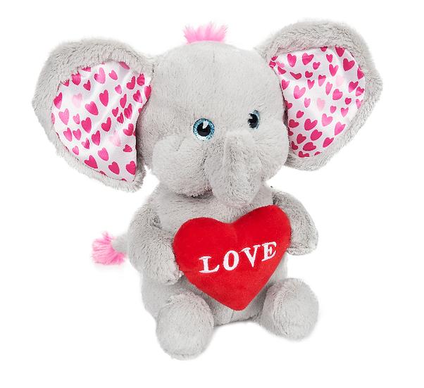 Switch-adapted Singing L.O.V.E. Elephant