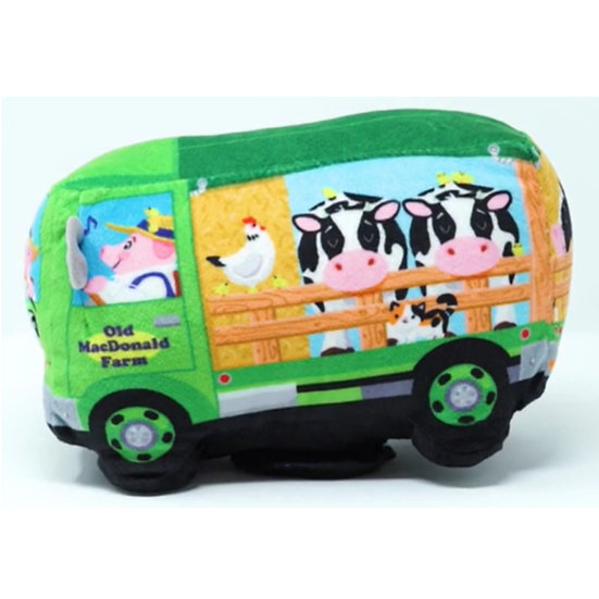 Switch-adapted Animated Farmer Piggles Truck