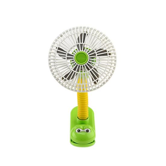 Switch-adapted Clip-on Fan