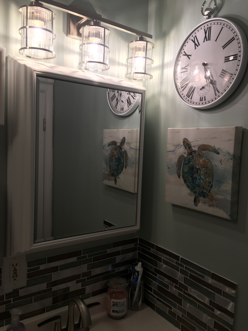 New Bathroom 1