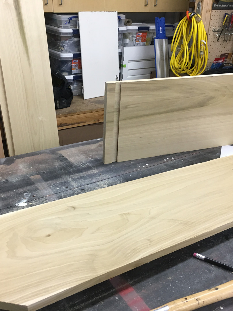 Cabinet Structure