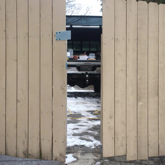 Gate Opens