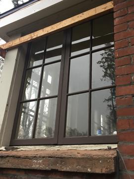 Missing Storm Window