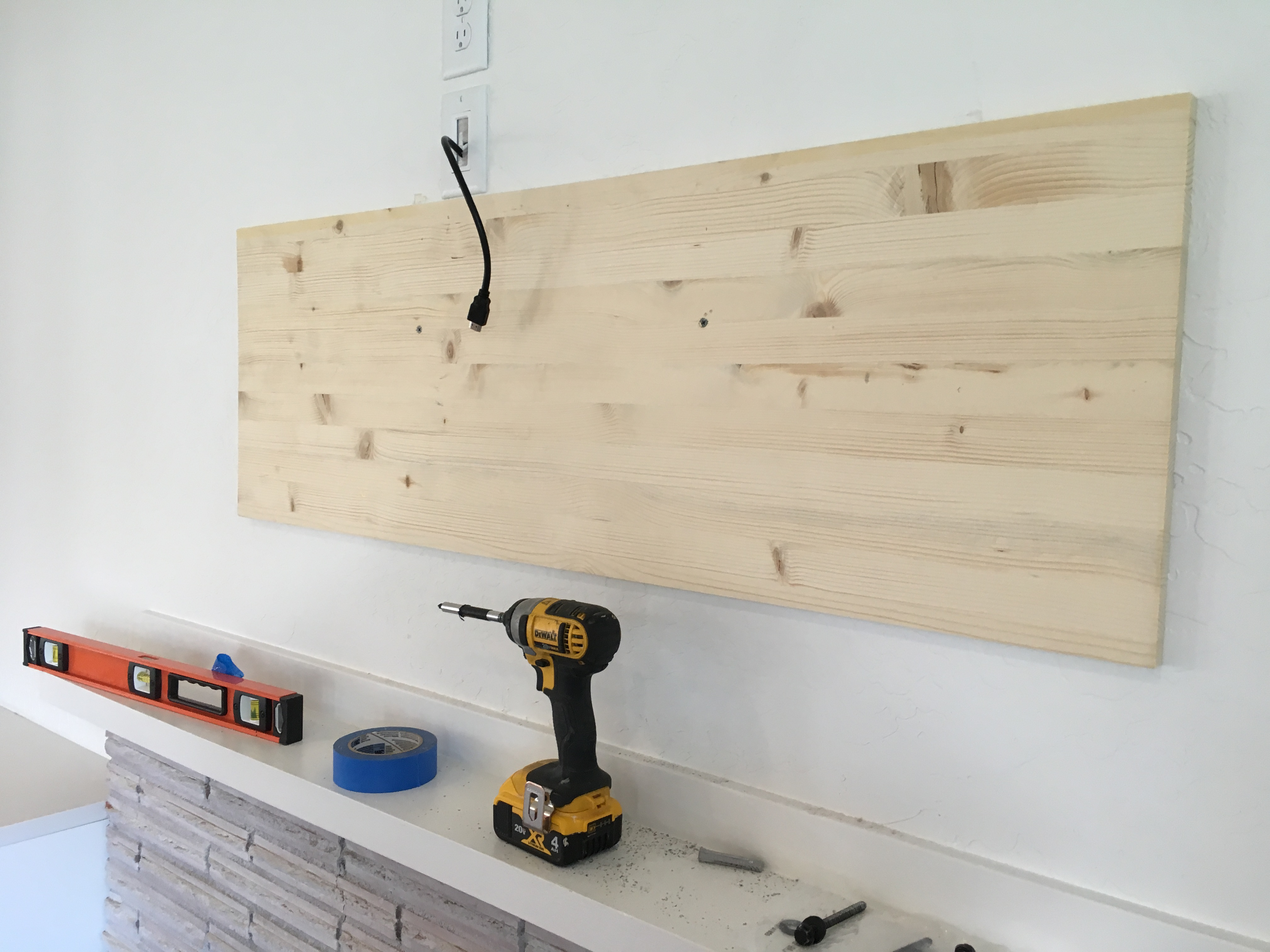 Support Board Sideview