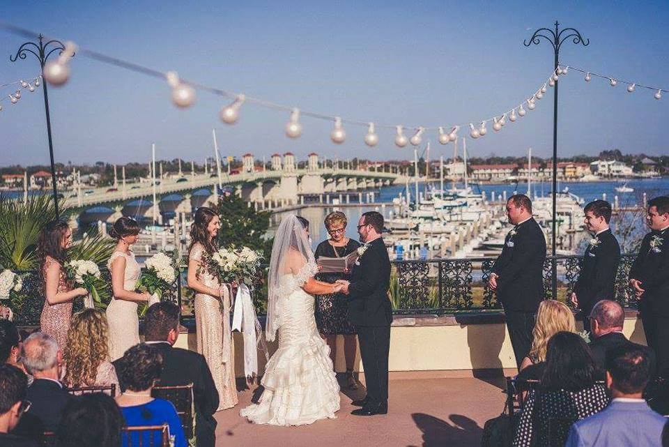Custom Wedding Ceremony Jacksonville