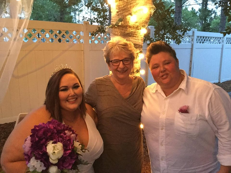Same Sex Wedding Jacksonville