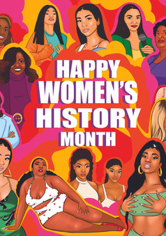 Womens History Month + VH1