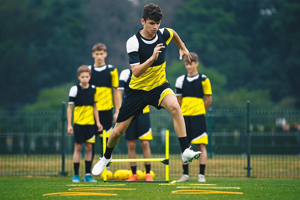 Furō Motion | Athletic Development in Schools