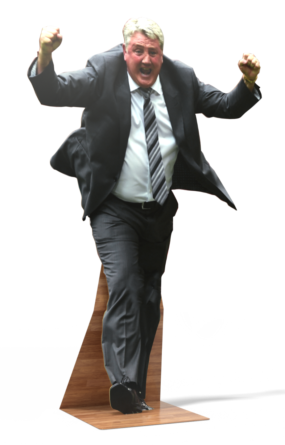 Steve Bruce Life-Size Cardboard Cut-Out | Bruce Up Your Wedding