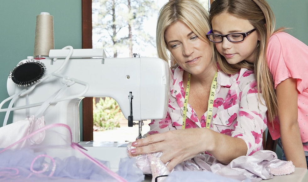 bigstock-Little-girl-looking-at-mother--