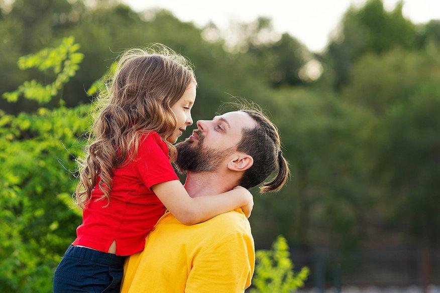 bigstock-Family-Portrait-Daughter-Hugs-3