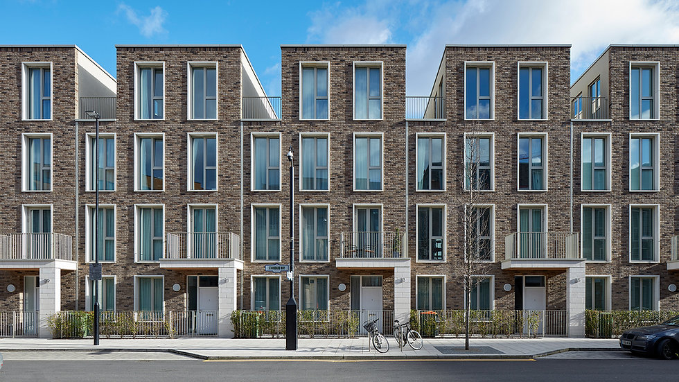 Royal Wharf | Jobber Projects Limited | Commercial Tiling and Stonework