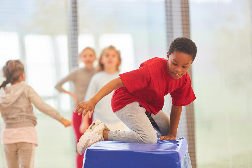 Furō Motion   Understanding the Essentials of Movement Literacy for Young Athletes