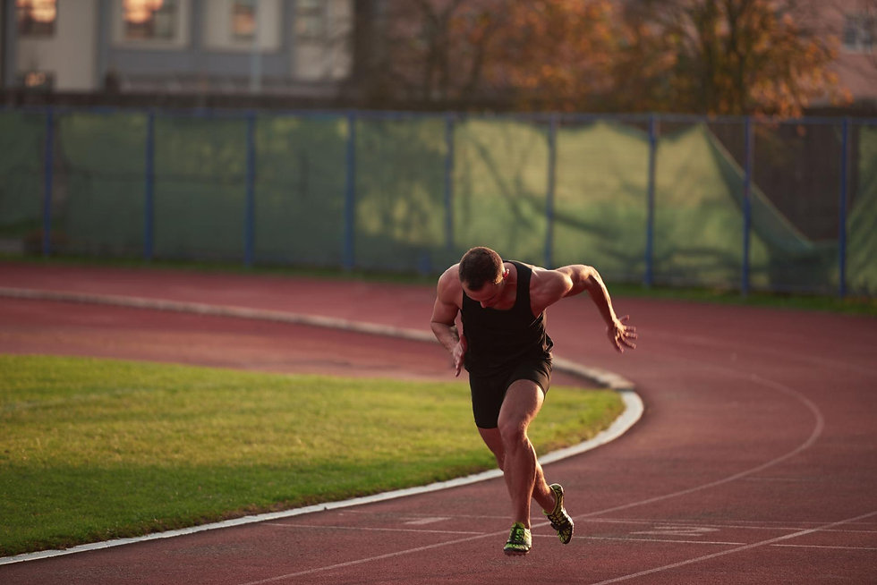Furō Motion   Coaching Sprint Acceleration