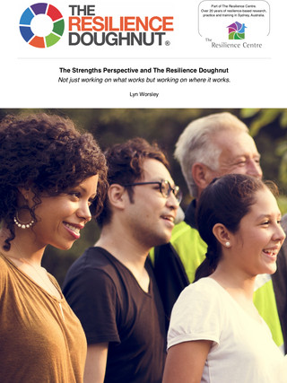Publication Cover - Strengths Perspectiv