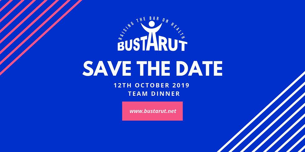 Bustarut Team Dinner