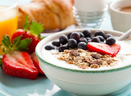 Should you exercise before or after breakfast?