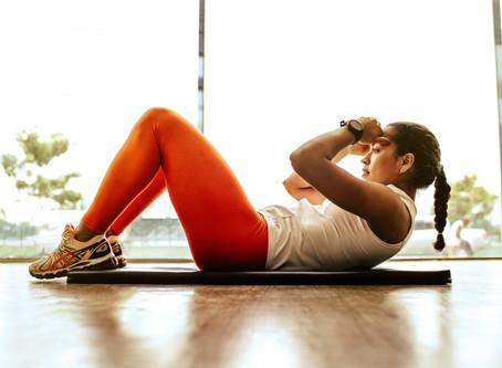 3 Back Safe Exercises