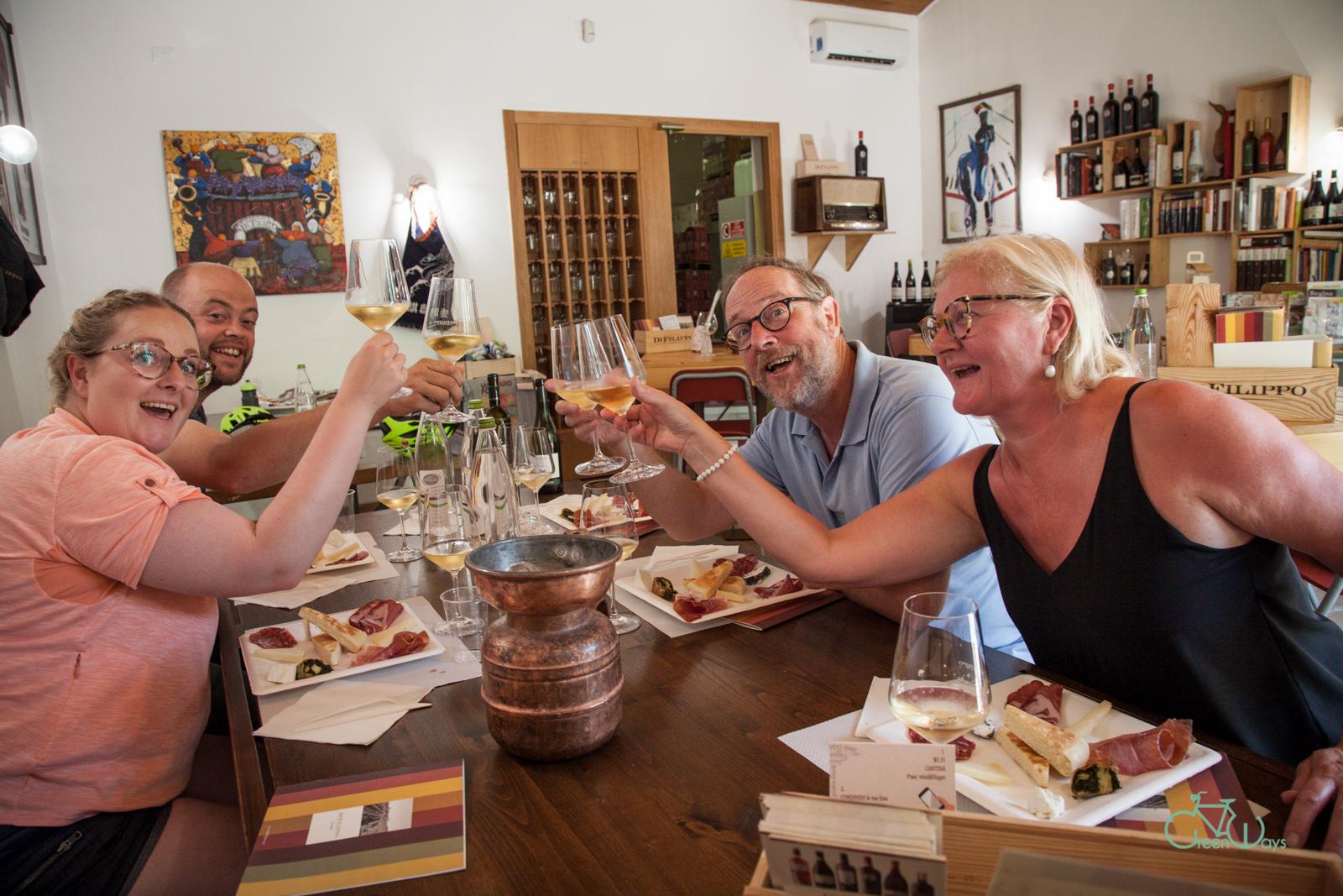 Bevagna Bike and Wine Tour